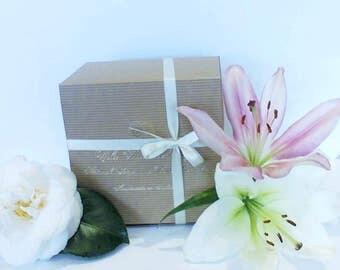 Spa Set, Bath Gift Set, Natural Spa Set, Handmade Spa Set, Gift for Her, All Natural Spa  Gift Set
