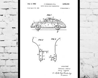 Porsche Old Patent, Porsche Old Poster, Porsche Old Print, Porsche Old Art, Porsche Old Decor, Porsche Old Blueprint, Porsche Old Wall Art