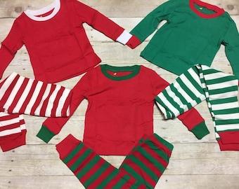 Christmas Pajamas, Kids Christmas Christmas PJ's