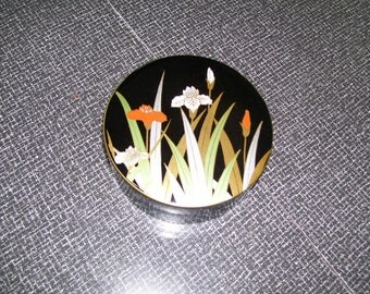 Otagiri Coasters  Lacquerware Coasters Japan Vintage