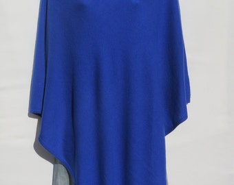 Royal blue dress size 0 yarn