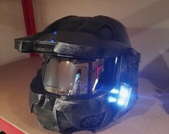 LED lights for halo  helmet