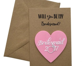 Bridesmaid proposal card, will you be my bridesmaid, bridesmaid gift, bridesmaid ask gift, bridesmaid proposal gift, bridesmaid ask card
