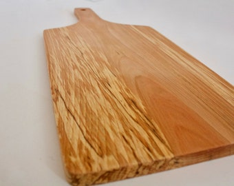 Fire Birch Bread Board / Serving Tray / Cutting Board / Charcuterie /Housewarming Gift / Wedding Gift