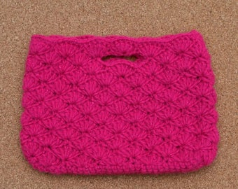 Hot Pink Shimmery Purselet