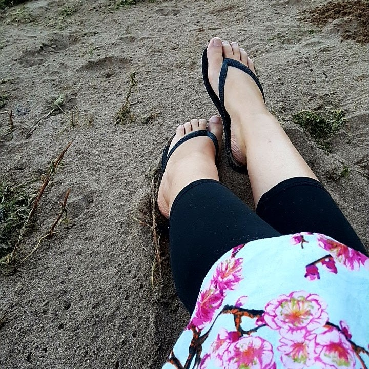 Chilling at the Beach