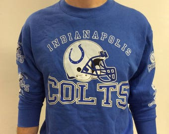Vintage Indianapolis Colts Sweatshirt