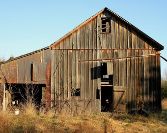 Old Barn Photos, FREE SHIPPING, Barn Photography, Fine Art Photography, Rustic Decor, Home Decor, Farm House Decor, vintage