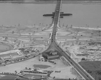 16x24 Poster; 14Th Street Bridge 1932