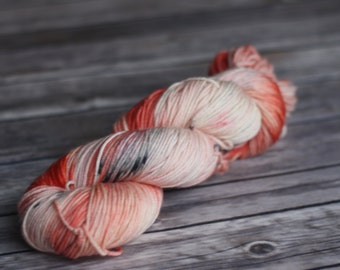 Hand Dyed Yarn - DK - For the Birds