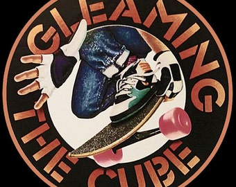 Gleaming The Cube Vintage Image T-shirt