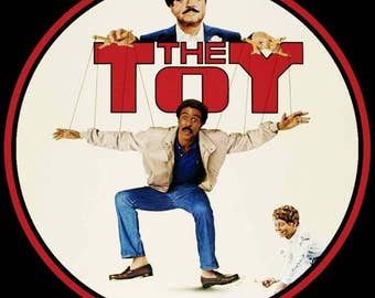 Richard Pryor Classic The Toy  Custom Image T*shirt