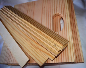Special Order for Jane- 15 Wood Crate Kits
