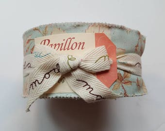 3 Sisters Papillon Jelly Roll for Moda, OOP and VHTF