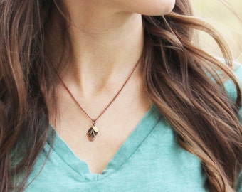 Initial Necklace, Letter Necklace, Monogram Necklace, Personalized Jewelry, Gift for Mom, Initial Charm Necklace, Gift for Her, Dainty,
