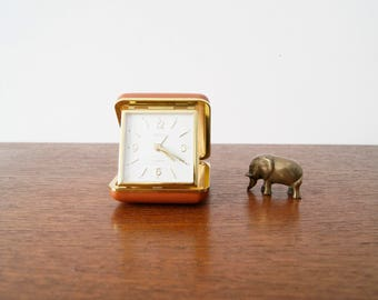 Travel alarm clock, alarm clock, small clock, alarm clock