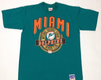 1989 Miami Dolphins T-Shirt