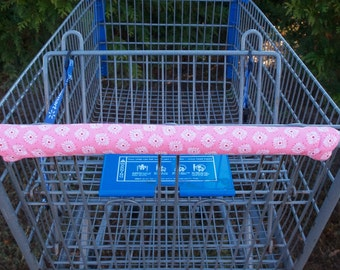 Shopping Cart Handle Covers, Shopping Cart Cover, Shopping Accessories, Shopping Handle Wraps, Germ Barrier, Shopping Cart Grips, Grips