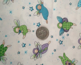 3 Yards Free Spirit Bryce and Madeline fabric