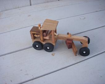 Wood Toy Grader