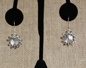 Sassy Crystal Earrings ER47