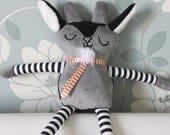 Custom Made Plush Goat Toy - Babies/Toddlers/Children