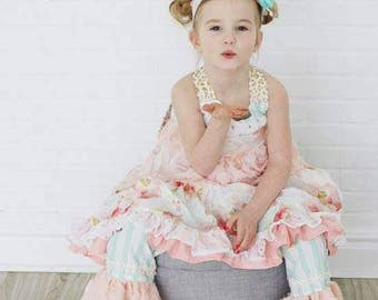Cheap frilly baby girl dresses