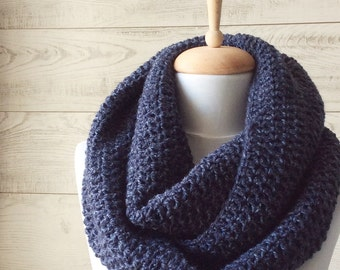 Scarf, infinity scarf, Winter Scarf, Cowl, Knit Scarf , man scarf, women scarf, Many Colors