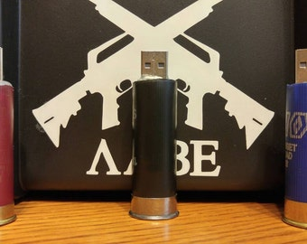 USB flash drive - Shotgun shell