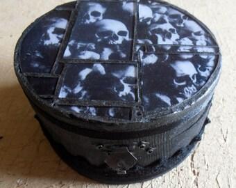 OSSARY II Round Box