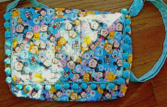 Tsum Tsum Kids Messenger bag