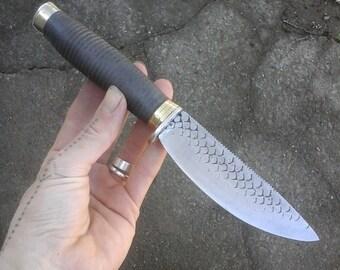 High class hunting knife