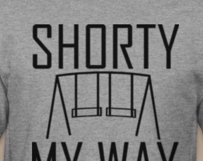 Shorty Swing My Way Tshirt