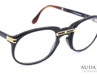 Derapage foding eyeglasses