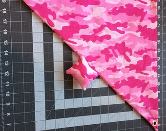 Thick Pink camo hammock Reptile/small animal
