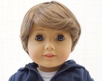 18 inch Boy Doll Custom American Girl American Boy Doll