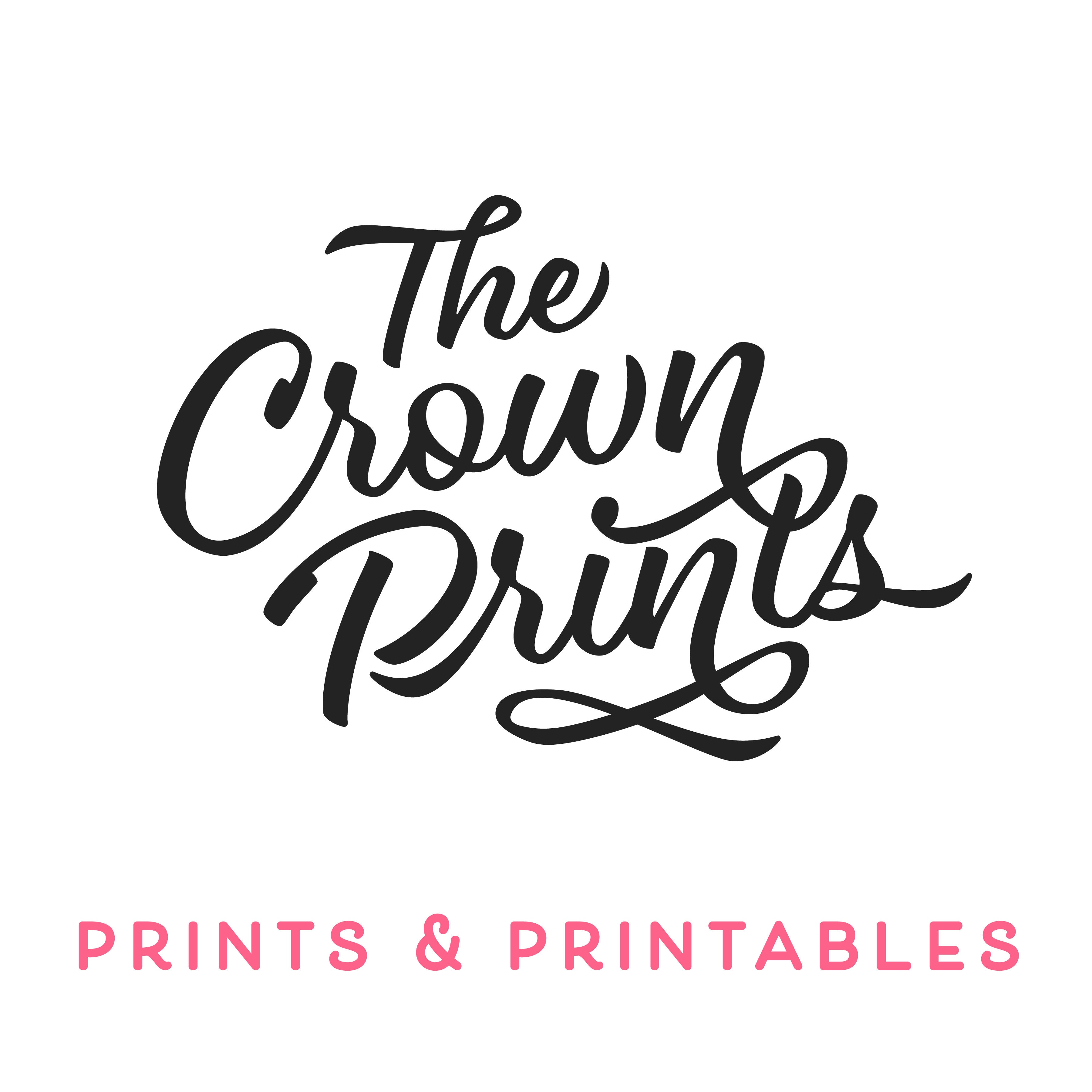 TheCrownPrints