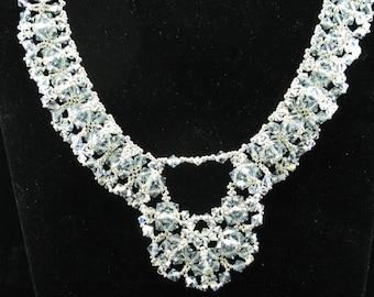 Swarovski 'Smoke' Necklace
