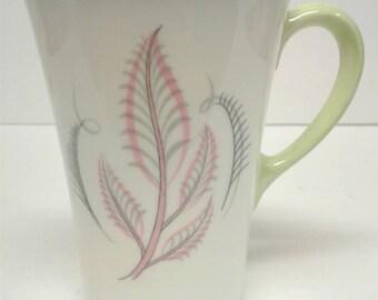 Last One! Shelley China Coffee Mug