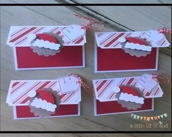 Christmas Gift Card Holder, Christmas Gifts For Teachers, Holiday Gift Card Holders, Christmas Gift Wrap, Holiday Gift Wrap