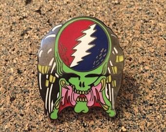 Grateful Dead Hat/Lapel Pin