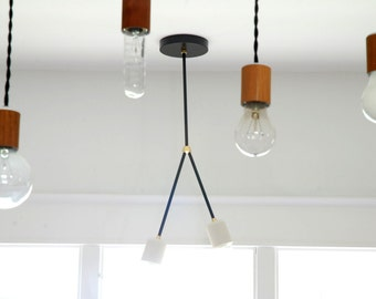 Ashley Pendant Lamp - Lighting - Minimalist