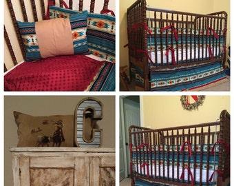 Custom made to order Crib sets!