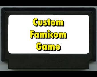 Custom Famicom Repro