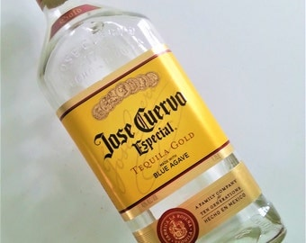 Jose Cuervo Tequila ~ Empty 1.75 L Bottle