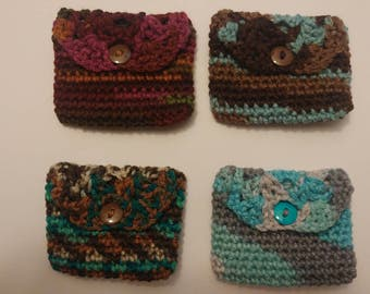 Gift Card Wallet - 4 Colors Available