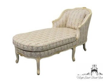 CENTURY FURNITURE French Provincial Chaise Lounge
