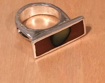Pharaoh's Ring - Turkish Agate