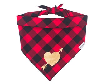 Valentine's Day Dog Bandana, Dog Bandana, Dog, Pet Bandana, Bandana, Dog Collar, Dog Collars, Dog Scarf, Dog Bandanas, Dog Clothes, Pet Gift