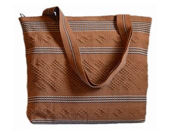 Isabel Mustard - handmade handbag